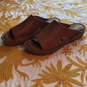🟤🟤Bella-Vita Women's Sandals, Size 10M